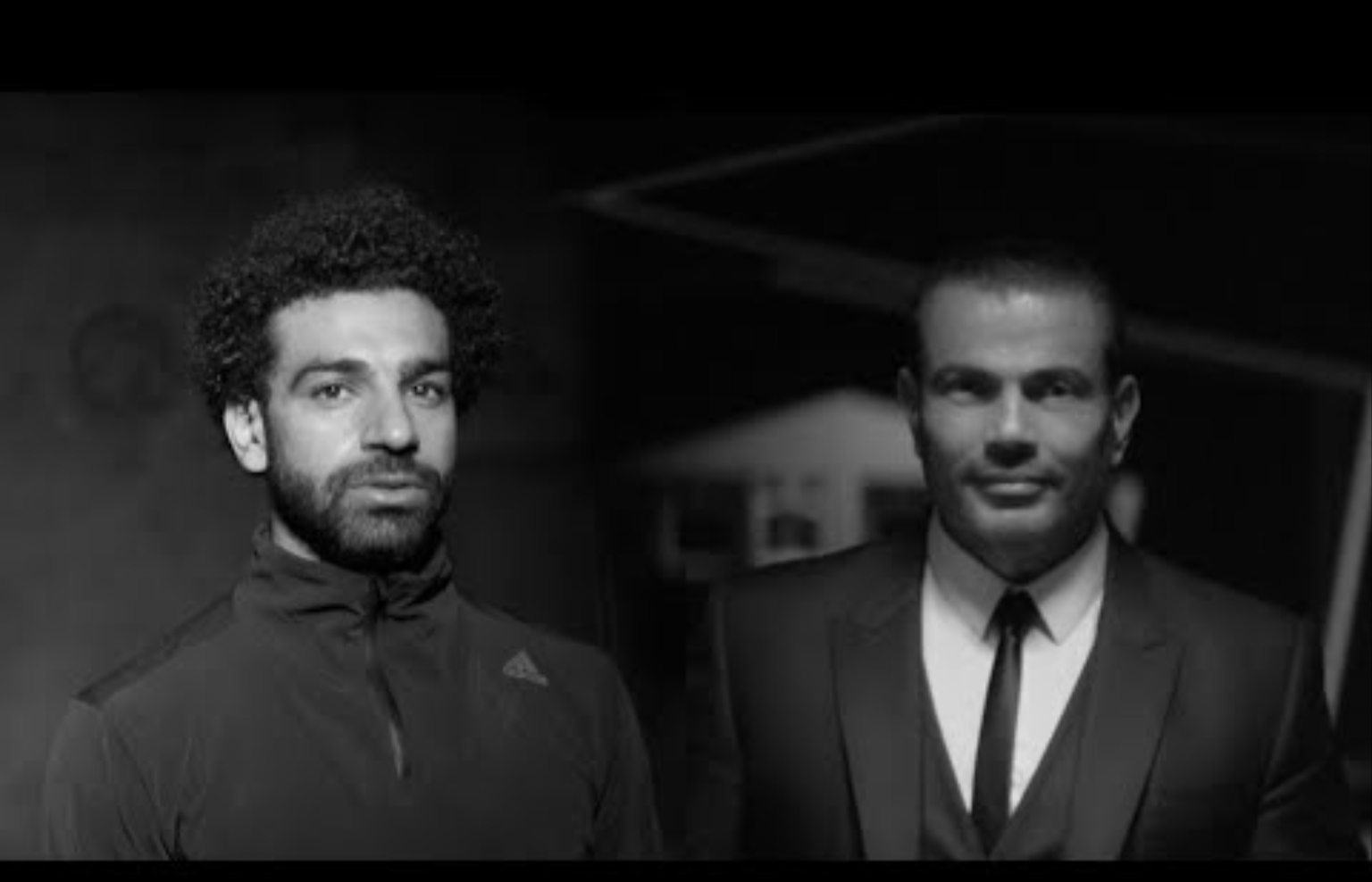 اعلان فودافون الجديد - عمرو دياب و محمد صلاح