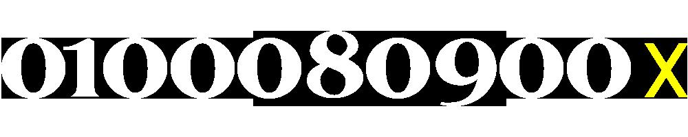 01000809005