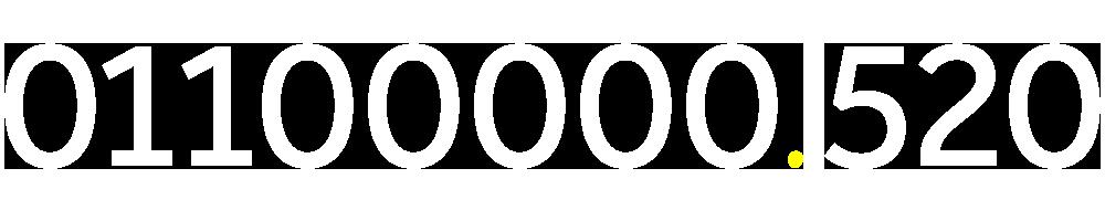 01100000520